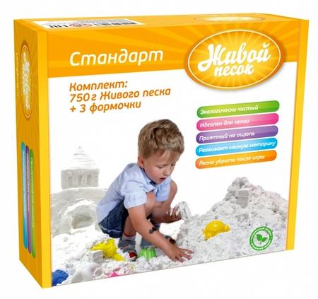 Живой Песок, Масса для лепки  Кемпелево